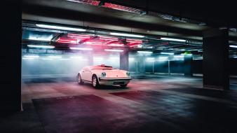 обои для рабочего стола 3300x1860 автомобили, porsche, 911, speedster, concept