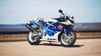 мотоциклы, suzuki, 1997, gsx-r, 750
