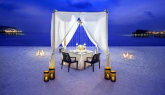 интерьер, декор,  отделка,  сервировка, море, пляж