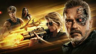 обои для рабочего стола 2560x1440 кино фильмы, terminator,  dark fate , 2019, dark, fate