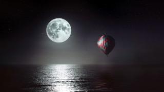 авиация, воздушные шары дирижабли, полет