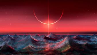 Ocean Eclipse