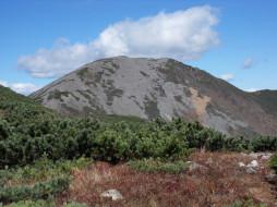 гора облачная сихотэ- алинь, природа, горы, гора, облачная, сихотэ-, алинь, россия, приморье, сопка