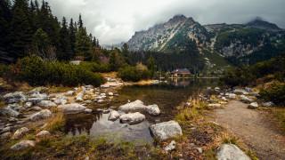 природа, пейзажи, высокие, татры, словакия