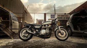 мотоциклы, kawasaki, kz1000