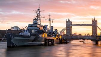 корабли, крейсеры,  линкоры,  эсминцы, лондон