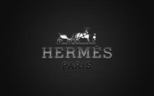 бренды, - другое, логотип, металлическая, эмблема, марка, одежды, черно-углеродная, текстура, мировые, hermes, модная, концепция