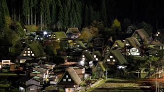 hirakawa Village, Japan