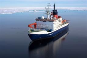 корабли, ледоколы, ледокол, море, льды