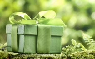 праздничные, подарки и коробочки, бант, подарок, лента