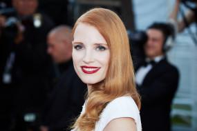 актриса, рыжая, лицо