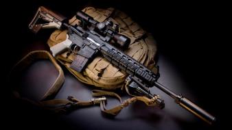 оружие, снайперская винтовка, ar-15