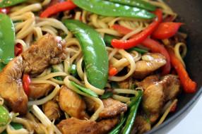 еда, макароны,  макаронные блюда, китайская, кухня, лапша