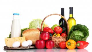 еда, разное, молоко, сыр, яйца, хлеб, овощи