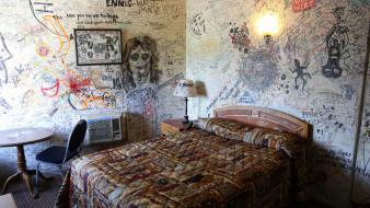 интерьер, спальня, мебель