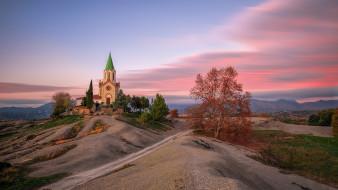 santuario de puig-agut, города, - католические соборы,  костелы,  аббатства, костел