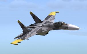 су-27, авиация, боевые самолёты, су27, сухого, истребители, flanker-b, yellow, 13, 156, тактическое, истребительное, крыло, aquila, желтая, эскадрилья, военно-воздушные, силы, erusean