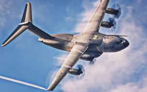 airbus a400m atlas, авиация, военно-транспортные самолёты, airbus, a400m, atlas, usaf, армия, сша, транспортные, самолеты, боевые, ввс