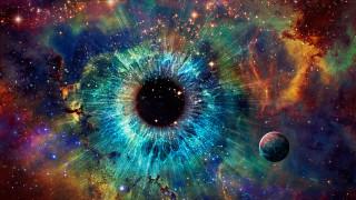 космос, арт, вселенная