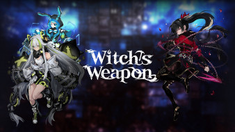 witch's weapon, видео игры, witch, weapon