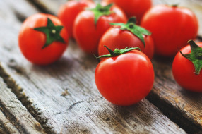 еда, помидоры, помидор, черри, овощи