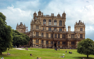 Wollaton Hall, Nottingham, England