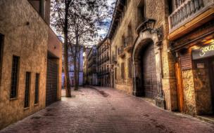 города, сарагоса , испания, улица