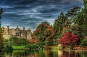 sheffield park house, england, города, - дворцы,  замки,  крепости, sheffield, park, house