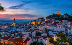 Малага, Андалусия, Испания