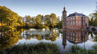 bouvigne castle, города, замки нидерландов, bouvigne, castle