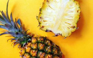 еда, ананас, фрукт, экзотика