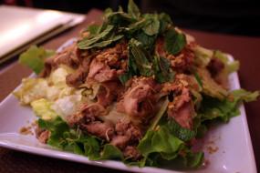 обои для рабочего стола 2592x1728 еда, салаты,  закуски, камбоджийская, кухня, салат