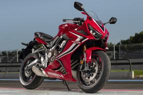 honda cbr 650r, мотоциклы, honda, cbr, 650r, мотоцикл, красный