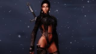 3д графика, амазонки , amazon, девушка, фон, взгляд, униформа, меч