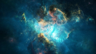 обои для рабочего стола 1920x1080 космос, галактики, туманности, behold, cosmicspark