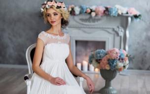 Невесты обои для рабочего стола 1920x1200 невесты, девушки, - невесты, красивая, супер, секси, няша, нежная, классная, модница, лапочка, мадам