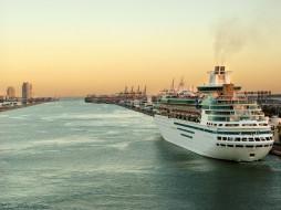 обои для рабочего стола 1600x1200 корабли, лайнеры