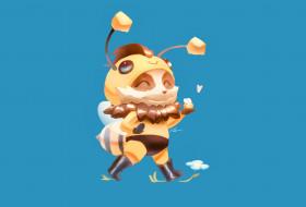 костюм, пчела, существо, Тимо