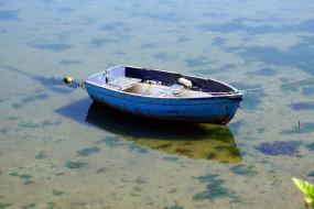 корабли, лодки,  шлюпки, вода, лодка, река