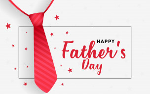 праздничные, день отца, галстук, надпись