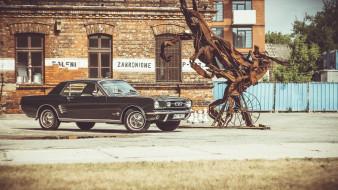 автомобили, mustang, 1966, ford
