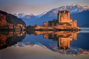 eilean donan castle, города, замки англии, eilean, donan, castle