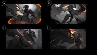 видео игры, league of legends, senna, девушка, шляпа, оружие, магия