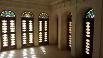 интерьер, холлы,  лестницы,  корридоры, холл, мозаика