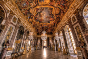 Versailles обои для рабочего стола 2000x1336 versailles, интерьер, дворцы,  музеи, chateau, de