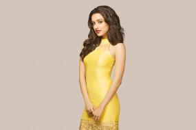 девушка в желтом белье, девушки, shraddha kapoor, девушка, красивая, супер, секси, няша, нежная, классная, модница, лапочка, мадам