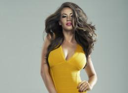 девушка в желтом белье, девушки, - блондинки,  светловолосые, девушка, красивая, супер, секси, няша, нежная, классная, модница, лапочка, мадам