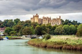 arundel castle, города, замки англии, arundel, castle