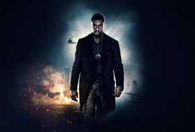 21 мост, боевик, триллер, сhadwick boseman, криминал, постер