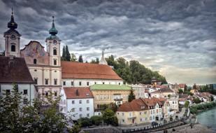 steyr, austria, города, - улицы,  площади,  набережные